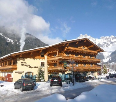 Relax & Wanderhotel Wenger Alpenhof