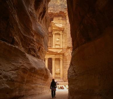 Malý okruh Jordánskem / privátní auto s průvodcem