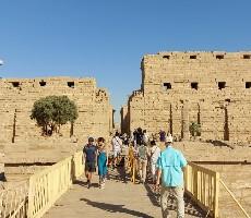 Okruh 8 dní Luxor-Asuán-Hurghada vše v ceně