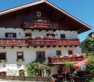 Hotel Starchenthof Oberau (hlavní fotografie)