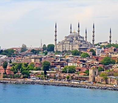 Nejkrásnější Istanbul