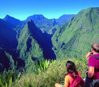 Réunion - trekkingový ráj