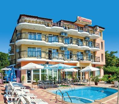 Hotel Mimoza (hlavní fotografie)