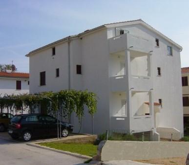 Soukromé apartmány Krk - Baška