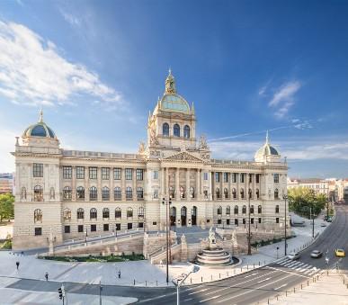 Hotel Barceló Occidental Praha Wilson (hlavní fotografie)