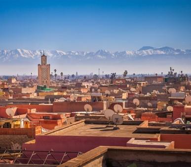 Autentické Maroko – pohádkové putování s jógou