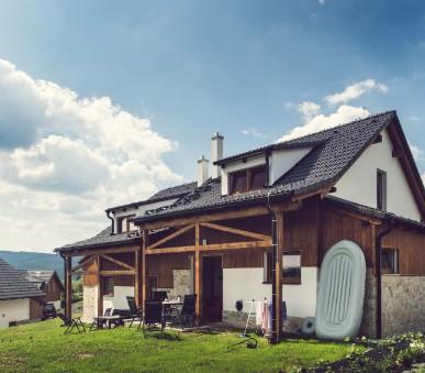 Rekreační dům Residence Lipno (CZ3827.88.1)
