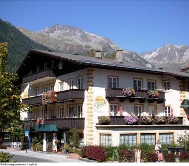 Hotel Alpina Ferienappartements