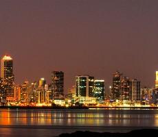 Panama - země rumu a velkých lodí
