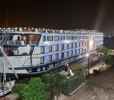 Okruh 8 dní Luxor-Asuán-Káhira-Hurghada vše v ceně