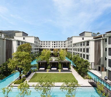Hotel Four Points Patong Beach Resort by Sheraton