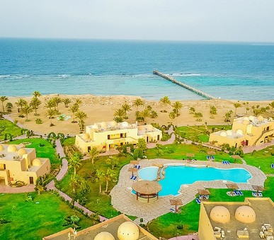 Hotel Wadi Lahmy Azur Resort Berenice