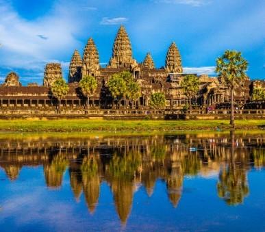 Vietnam - Laos - Kambodža