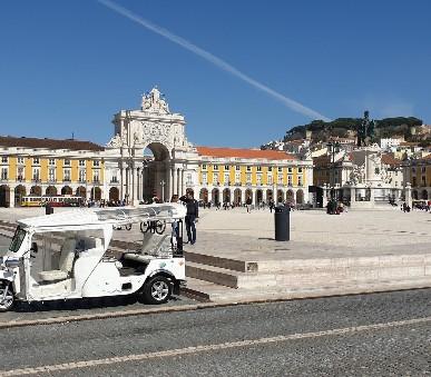 Prodloužené víkendy v Lisabonu