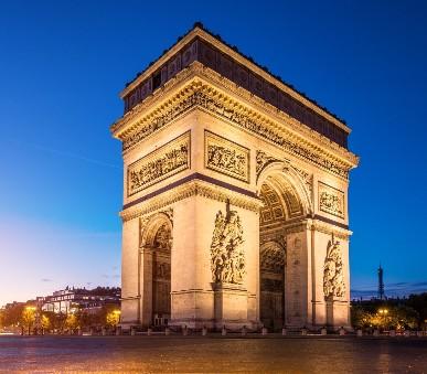 Paříž od A po Z 5 dní