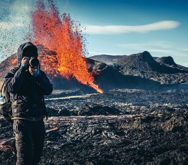 Island - fotoexpedice do země ledu a ohně