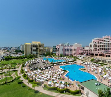 Hotel Dit Majestic Beach Resort (hlavní fotografie)