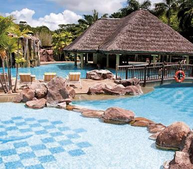 Hotel Le Domaine de la Reserve Praslin
