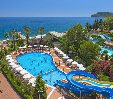 Sealife Kemer Resort Hotel (ex Pgs Rose)