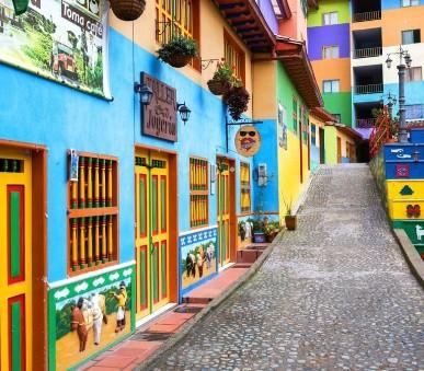 Kolumbie - Amazonské dobrodružství