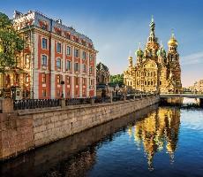 Petrohrad vikendy 5 dní