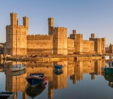 To nejlepší z Walesu a západní Anglie
