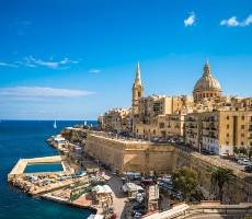 Nejhezčí místa Malty - hotel Qawra Palace 4*