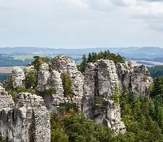 Český ráj a Krkonoše
