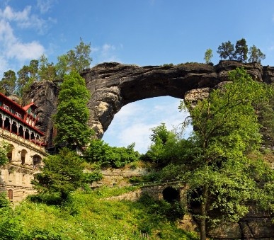 Za krásami Česko - Saského Švýcarska