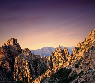 Divoká krása Korsiky (autokarem)