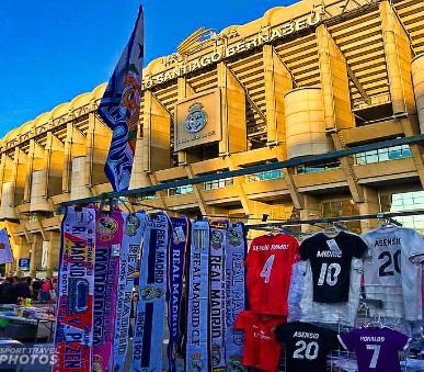 Vstupenka na Real Madrid - Espanyol