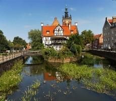 Polsko rychlovlakem za krásami Baltského moře, Gdaňsk a Varšava