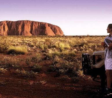 Austrálie - zlatý okruh