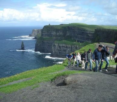 Irsko - Velký okruh
