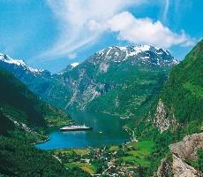 Norsko - Velký okruh