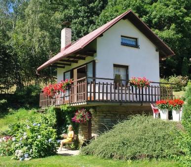 Chata Nový Hrádek (hlavní fotografie)