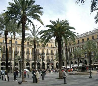 Barcelona - Easy Fly (letecky)