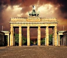 Berlín s průvodcem vlakem
