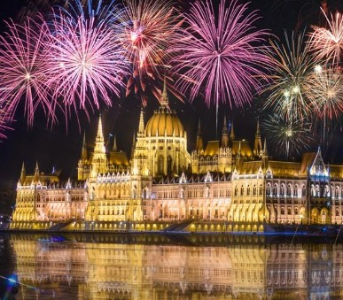 Bujarý Silvestr V Budapešti