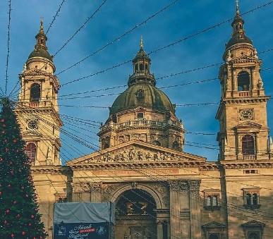 Vánoční Budapešť - jednodenní zájezd