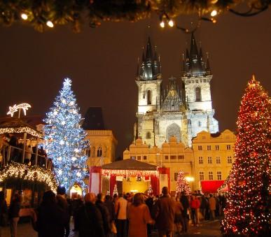 Adventní Praha S Nákupy V Primarku