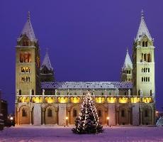 Vánoce v Harkány