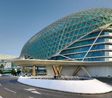 Hotel W Abu Dhabi Yas Island