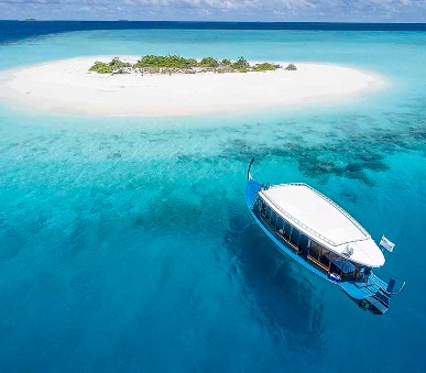 Mercure Kooddoo Maldives Hotel